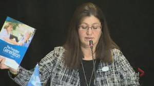 New Brunswick Nurses Union calls for provincial inquiry into long-term care sector (02:12)