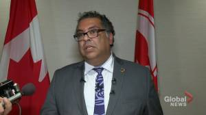 Alberta Budget 2019: Nenshi says budget puts Green Line in jeopardy