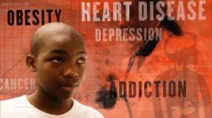 How adverse childhood experiences affect chronic mental conditions