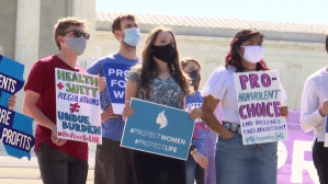 Anti-abortion advocate reacts to U.S. Supreme Court striking down Louisiana abortion clinic restrictions