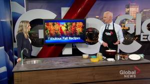 Fabulous fall recipes: Fletcher Kent shares his favourite one-pot meal (08:28)