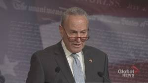 Schumer says Trump's acquittal will have 'zero value' if impeachment trial is not fair