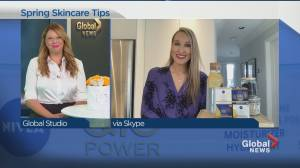 Spring Skincare Tips (03:27)