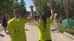 #CanadaMoves in celebration of Global Running Day