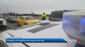 Impaired driving charges up across GTA in 2019 (02:03)