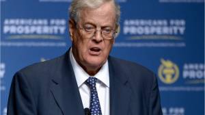 Billionaire David Koch dies at 79
