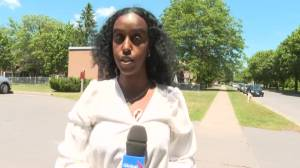 Kingston family says it was subject to racist attack while shopping at Walmart (02:07)