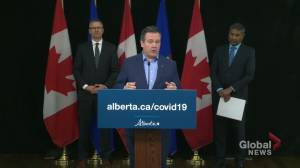 Alberta government bumps up infrastructure projects to create jobs during COVID-19 downturn