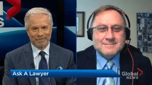 Legal Aid Alberta honours duty counsellors (04:49)