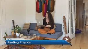 Toronto woman creates global friendship group on Facebook (04:46)