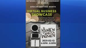 Virtual Business Showcase to Support African Female Entrepreneurs (05:50)