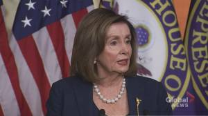 Pelosi calls impeachment managers 'courageous' as Senate trial to begin