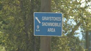 Graystokes Provincial Park wildfires now listed at 1,400 hectares (01:57)