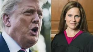 Trump nominates Amy Coney Barrett for U.S. Supreme Court