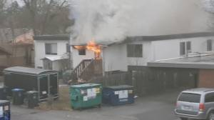 Morning house fire claims two pets: Kelowna Fire Department