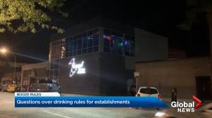 Questions over booze rules in Kelowna