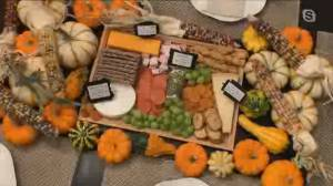 Thanksgiving table décor (04:56)