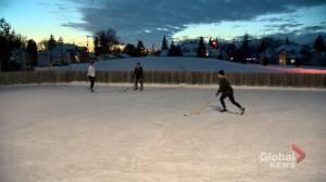 Neighbourhood rinks an integral part of local communities (01:41)