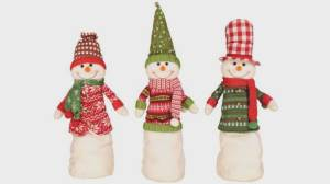 Costco holiday snowman recalled