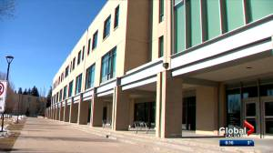 Calgary post-secondary students excited about possible return to campus in September (01:25)