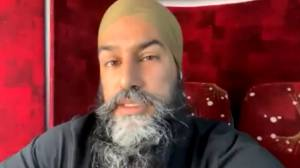 Canada election: NDP Leader Singh talks lack of attention given to BIPOC issues (10:39)
