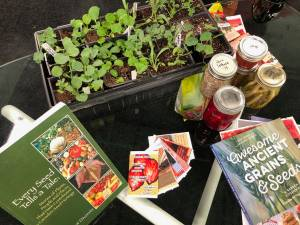 Urban farmers in Peterborough get a jump on garden planning