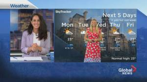 Global News Morning weather forecast: June 8, 2020
