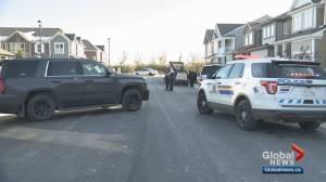 1 person dead after incident in Airdrie