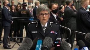 U.K. police officer gets life sentence for murder of Sarah Everard (03:59)