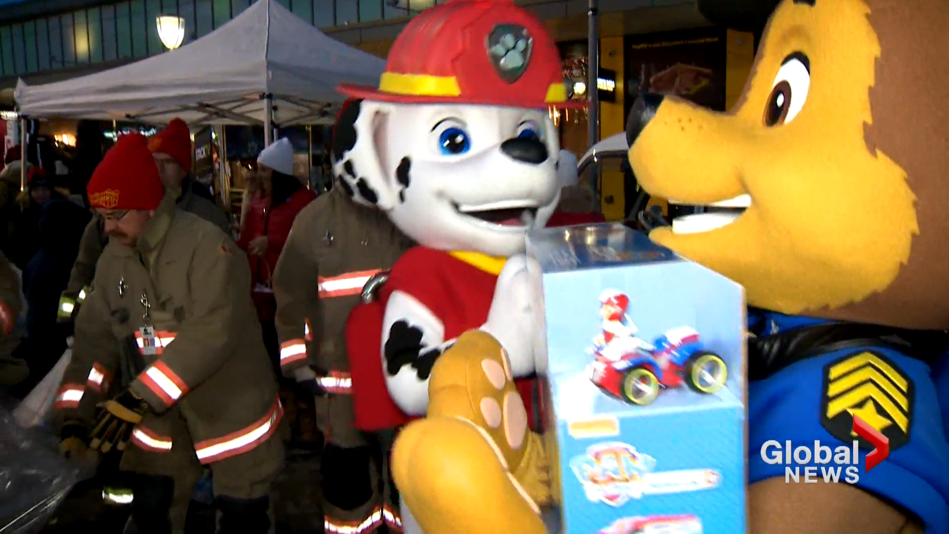 Toy drive live brings thousands of donations for those in need
