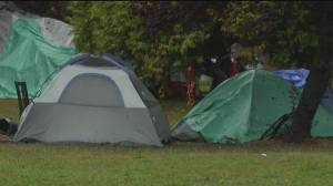 Vancouver Park Board promising action on Strathcona tent city (00:40)
