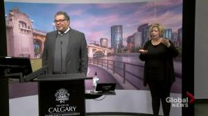 Calgary mayor continues to ask Alberta Health Services for more COVID-19 contact tracing (01:11)