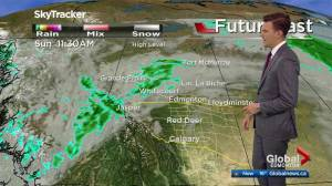 Edmonton afternoon weather forecast: Friday, October 2, 2020