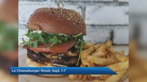 Find out about Le Cheeseburger Week