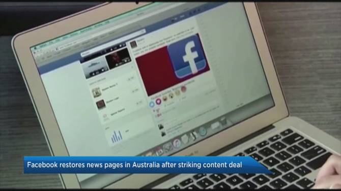 Click to play video: Facebook vs. Australia – What does it mean for Canada?