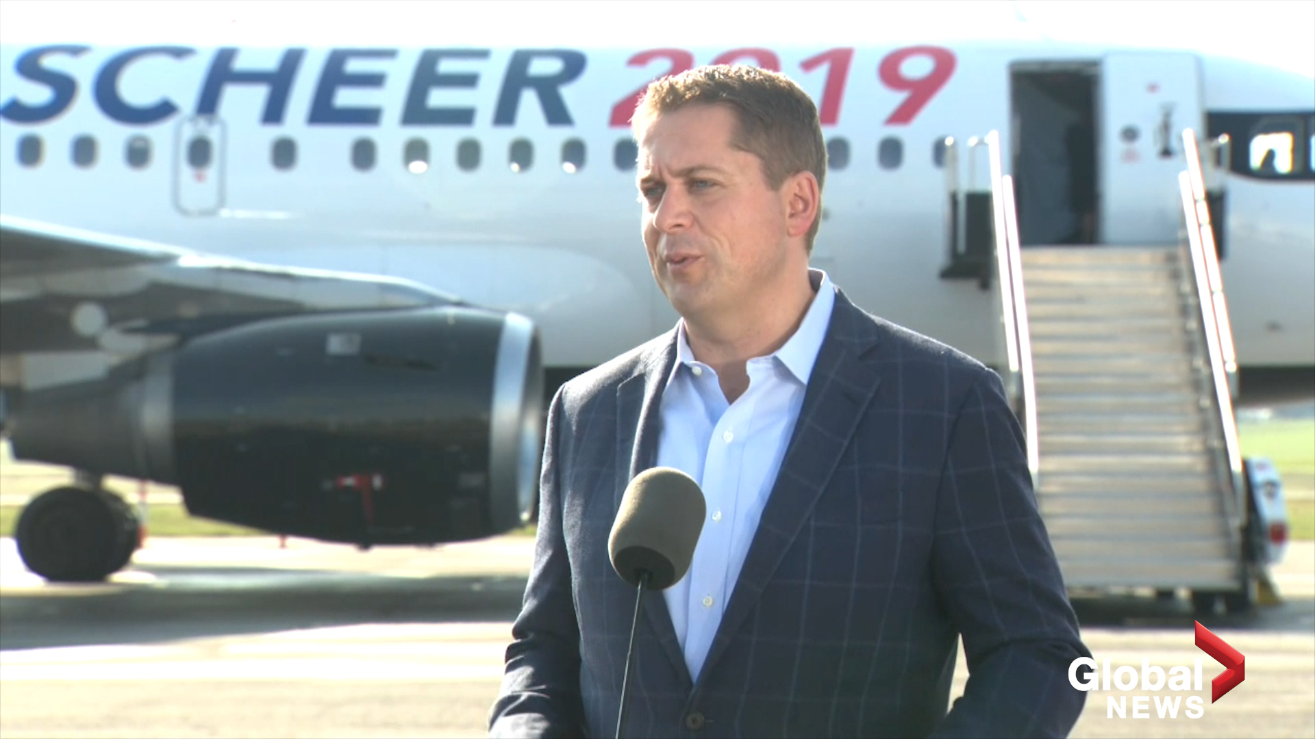 Scheer talks cabinet confidentiality, Quebec's Bill 21 as federal election campaign begins