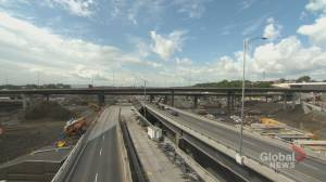 Turcot construction enters a new phase