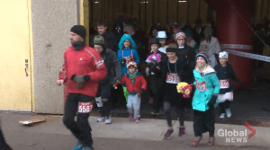Halloween Howl in support of Alberta Diabetes Foundation goes virtual (04:06)