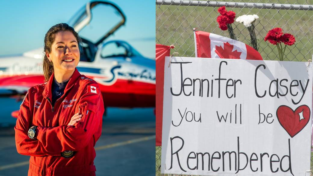 Procession for Capt. Jennifer Casey to travel through Halifax on ...