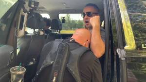 'Jersey Shore' cast member Mike 'The Situation' Sorrentino released from prison