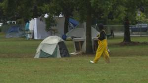Plan in place to move homeless campers out of Strathcona Park (03:31)