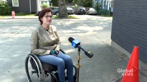 Disability advocate calls for increased safety measures in construction areas