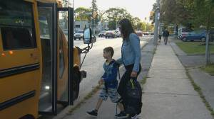 Toronto mother raises alarm over school bus issues