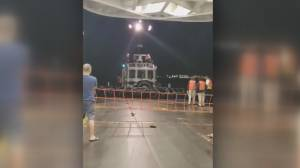 BC Ferries' passengers stranded at sea for hours after mechanical breakdown