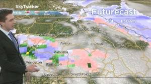 Kelowna Weather Forecast: April 10