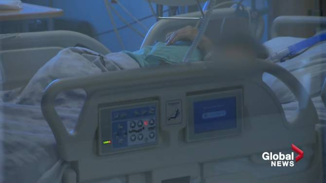 Click to play video: Ontario's COVID-19 hospitalizations prompt concern over where Alberta is headed