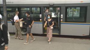 Masks mandatory on BC Ferries and public transit starting Monday (01:49)