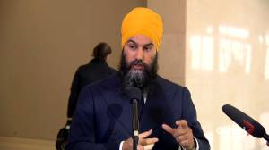 NDP Leader Singh says U.S. Democrats 'fixed' CUSMA deal