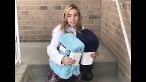 11 year old Tamara Card is in this week's Community Spotlight