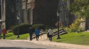 Coronavirus: Ontario university students assess their year (01:20)